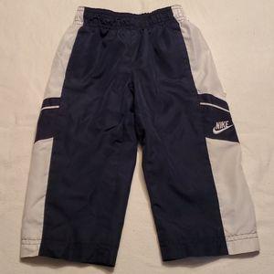 Nike mesh lined pants
